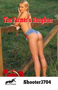cover design for the book entitled The Farmer