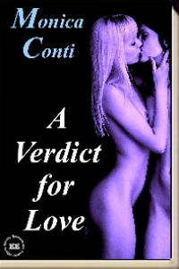 A Verdict For Love by Monica Conti