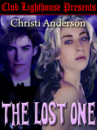 cover design for the book entitled The Lost One