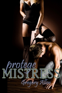 cover design for the book entitled Protege Mistress