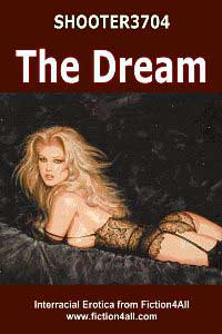 cover design for the book entitled The Dream