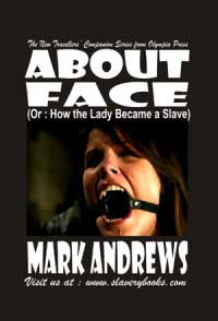 cover design for the book entitled About Face