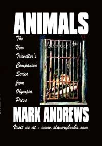cover design for the book entitled Animals