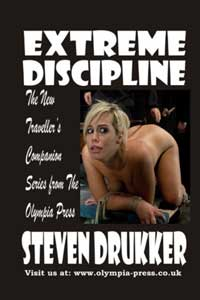 cover design for the book entitled Extreme Discipline