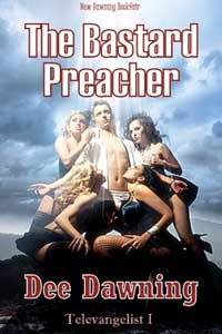cover design for the book entitled The Bastard Preacher