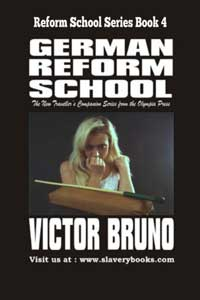 cover design for the book entitled German Reform School