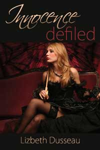 cover design for the book entitled Innocence Defiled