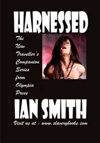 cover design for the book entitled Harnessed