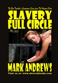 cover design for the book entitled Slavery - Full Circle