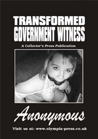 cover design for the book entitled Transformed Government Witness