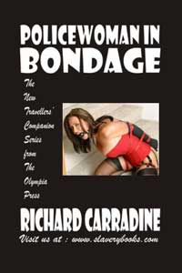 cover design for the book entitled Policewoman In Bondage