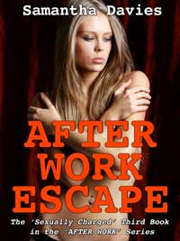 cover design for the book entitled After Work Escape