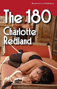 cover design for the book entitled The 180