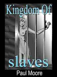 cover design for the book entitled Kingdom of Slaves