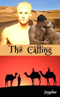 cover design for the book entitled The Calling