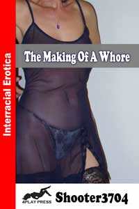 cover design for the book entitled The Making of a Whore