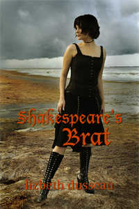 cover design for the book entitled Shakespeare