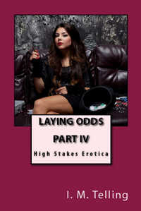 cover design for the book entitled Laying Odds