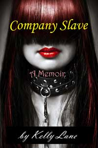 cover design for the book entitled Company Slave