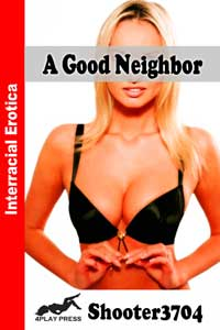 cover design for the book entitled A Good Neighbor