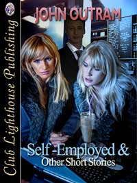 cover design for the book entitled Self-Employed and Other Short Stories