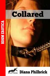 cover design for the book entitled Collared