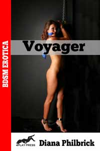 cover design for the book entitled Voyager