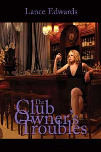 cover design for the book entitled The Club Owner