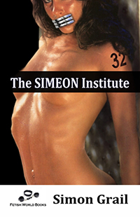 cover design for the book entitled The SIMEON Institute
