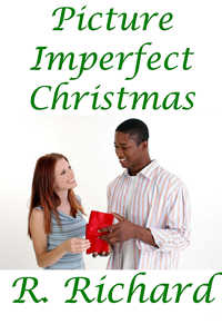 cover design for the book entitled Picture Imperfect Christmas