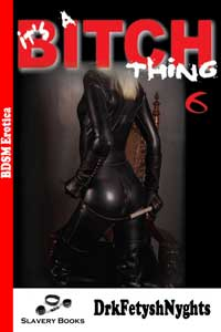 cover design for the book entitled ITS A BITCH THING 6 - APOCALYPSE 2