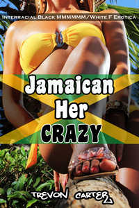 cover design for the book entitled Jamaican Her Crazy