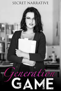 cover design for the book entitled Generation Game