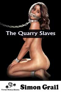 cover design for the book entitled The Quarry Slaves