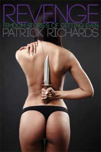 cover design for the book entitled Revenge