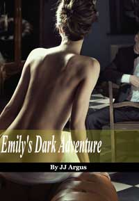 cover design for the book entitled Emily