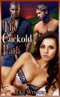 cover design for the book entitled The Cuckold Path