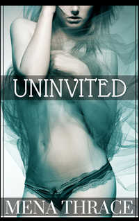 cover design for the book entitled Uninvited