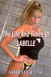 cover design for the book entitled The Life And Times Of Labelle
