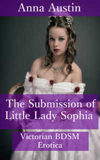 cover design for the book entitled The Submission of Little Lady Sophia