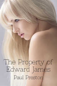 cover design for the book entitled The Property of Edward James