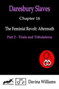 cover design for the book entitled The Feminist Revolt - Aftermath II