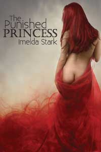 cover design for the book entitled The Punished Princess