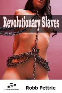 cover design for the book entitled Revolutionary Slaves
