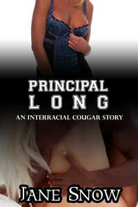cover design for the book entitled Principal Long