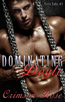 cover design for the book entitled Dominating Doyle